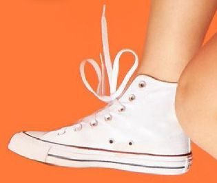 Picture of Addison Rae shoes