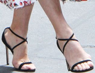 Picture of Amy Adams shoes