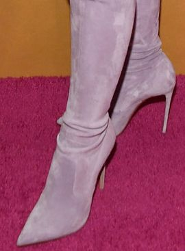 Picture of Ariana Grande shoes
