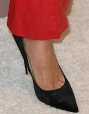Picture of Brie Larson shoes