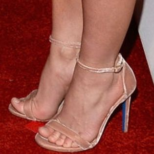 Picture of Britney Spears shoes