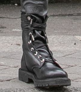 Picture of Cara Delevingne shoes
