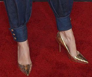 Picture of Carice van Houten shoes