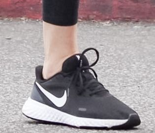 Picture of Charlize Theron shoes