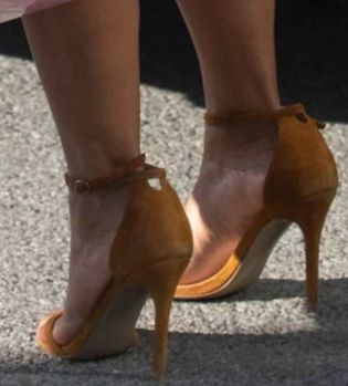 Picture of Christina Milian shoes