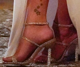 Picture of Clare Crawley shoes