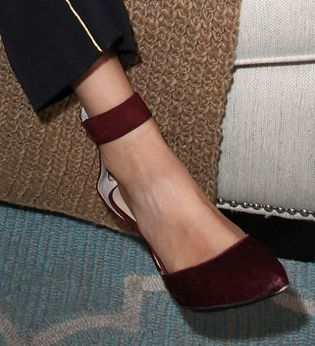 Picture of Emilie Ullerup shoes