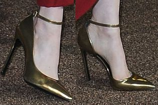 Picture of Emma Stone shoes