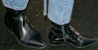 Picture of Gigi Hadid shoes