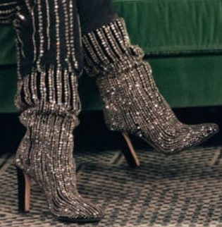 Picture of Gwen Stefani shoes