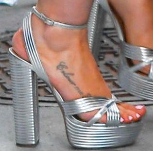 Picture of Iggy Azalea shoes
