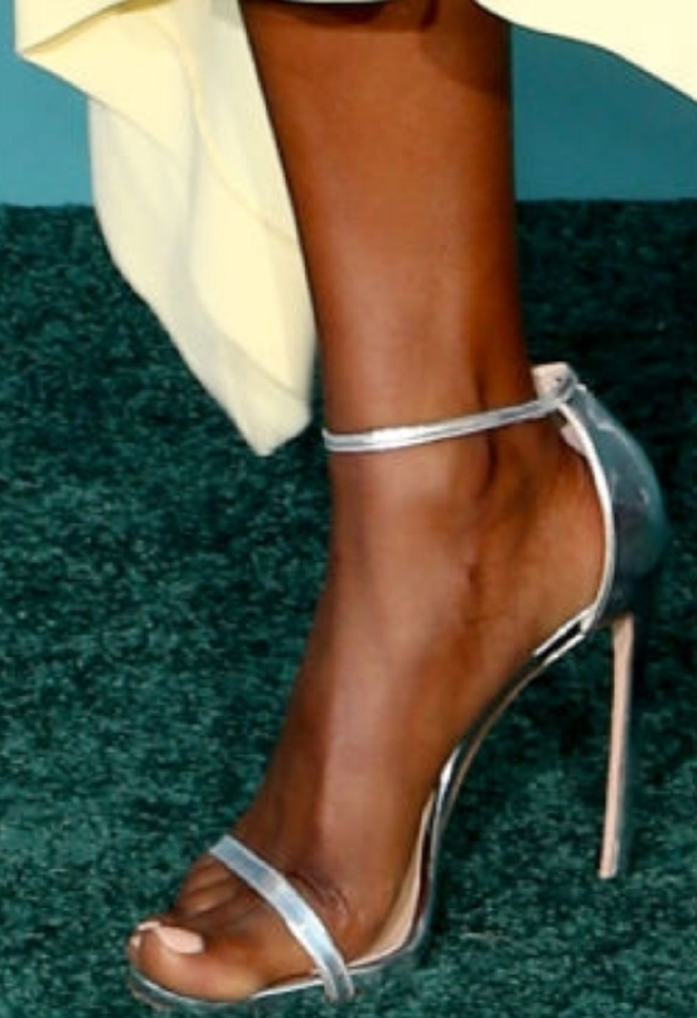 Picture of Issa Rae shoes