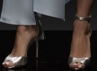 Picture of Jacqueline MacInnes Wood shoes