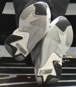 Picture of Jay-Z shoes