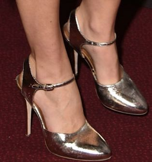 Picture of Keira Knightley shoes