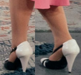 Picture of Kelly Clarkson shoes