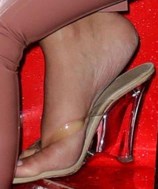 Picture of Kim Kardashian shoes
