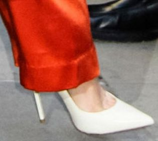 Picture of Kristen Bell shoes