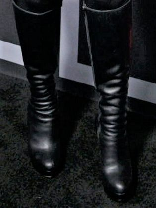 Picture of Mariah Carey shoes