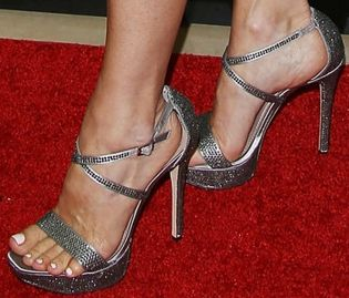 Picture of Michelle Stafford shoes