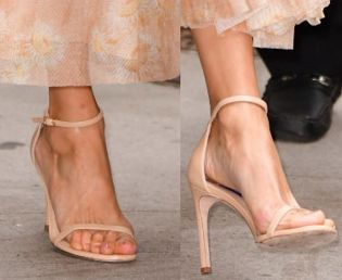 Picture of Nina Dobrev shoes