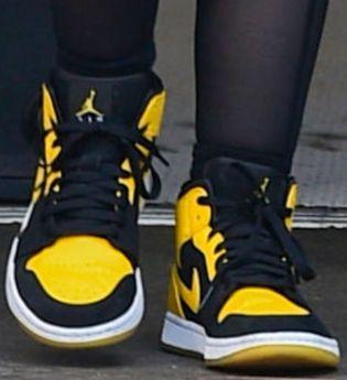 Picture of Noah Cyrus shoes