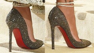 Picture of Rihanna shoes