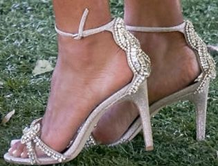 Picture of Tayshia Adams shoes