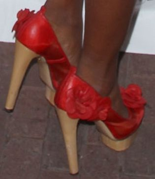 Picture of Toccara Jones shoes