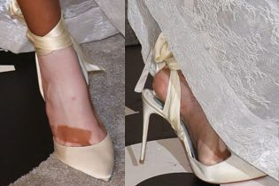 Picture of Winnie Harlow shoes