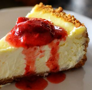 Image of cheesecake