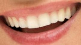 Picture of Cote de Pablo teeth and smile