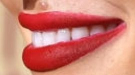 Picture of Hannah Stocking teeth and smile