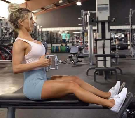Heidi Somers workout.