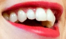 Picture of Jane Levy teeth and smile