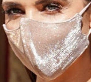 Picture of Jenna Johnson coronavirus mask
