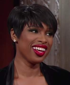 Jennifer Hudson offers weight loss advice. It's about portions and balance. She carefully manages the amount of food she eats per serving.