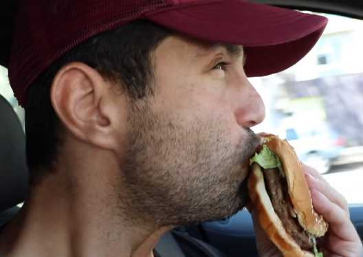 For starters, Josh Peck is no vegan amateur. He went looking for the best vegan fast food in L.A.