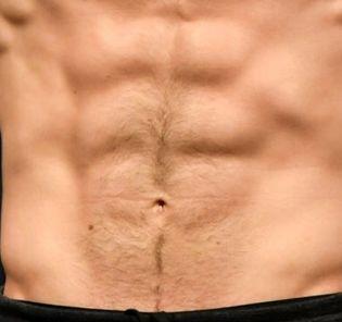 Picture of UFC Champion khabib Nurmagomedov muscles