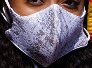 Picture of Skai Jackson coronavirus mask