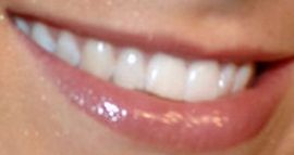 Picture of Stacy Keibler teeth and smile