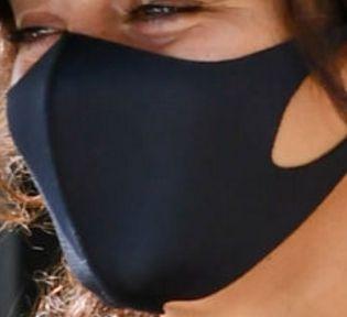 Picture of Vanessa Hudgens coronavirus mask