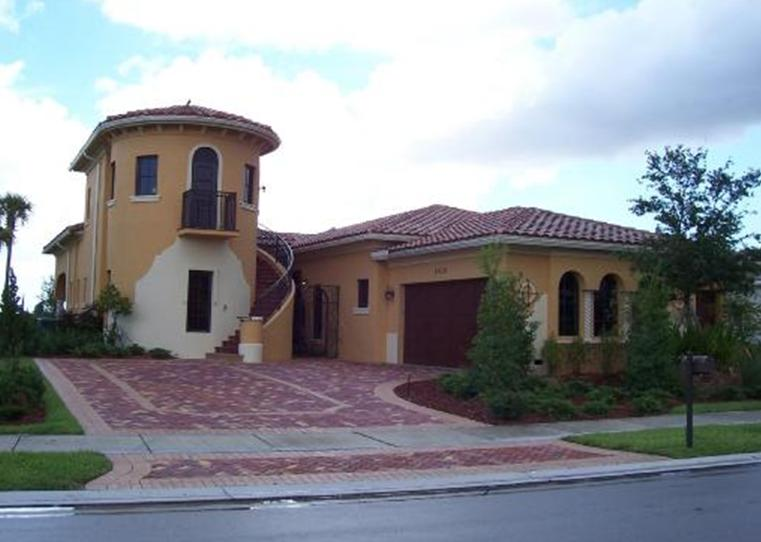 Nick Carter house in Florida