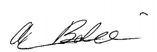 Anquan Boldin's signature