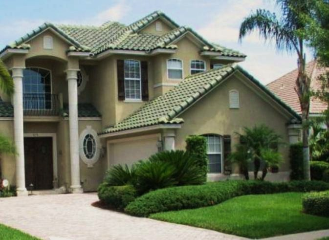 Chris Kirkpatrick's previous home - Orlando, Florida