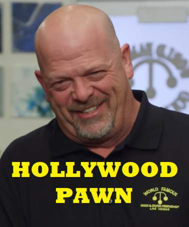 An image of Countdown To The New Pawn Stars Episode Hollywood Pawn
