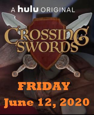 An image of Countdown To Crossing Swords on Hulu
