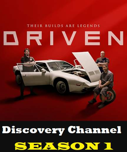 An image of Countdown To Premiere of Driven on Discovery Channel