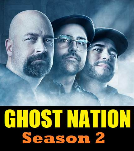 An image of Countdown to season 2 Premiere of Ghost Nation on Travel Channel