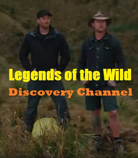 An image of Countdown To Premiere of Legends of the Wild on Discovery Channel